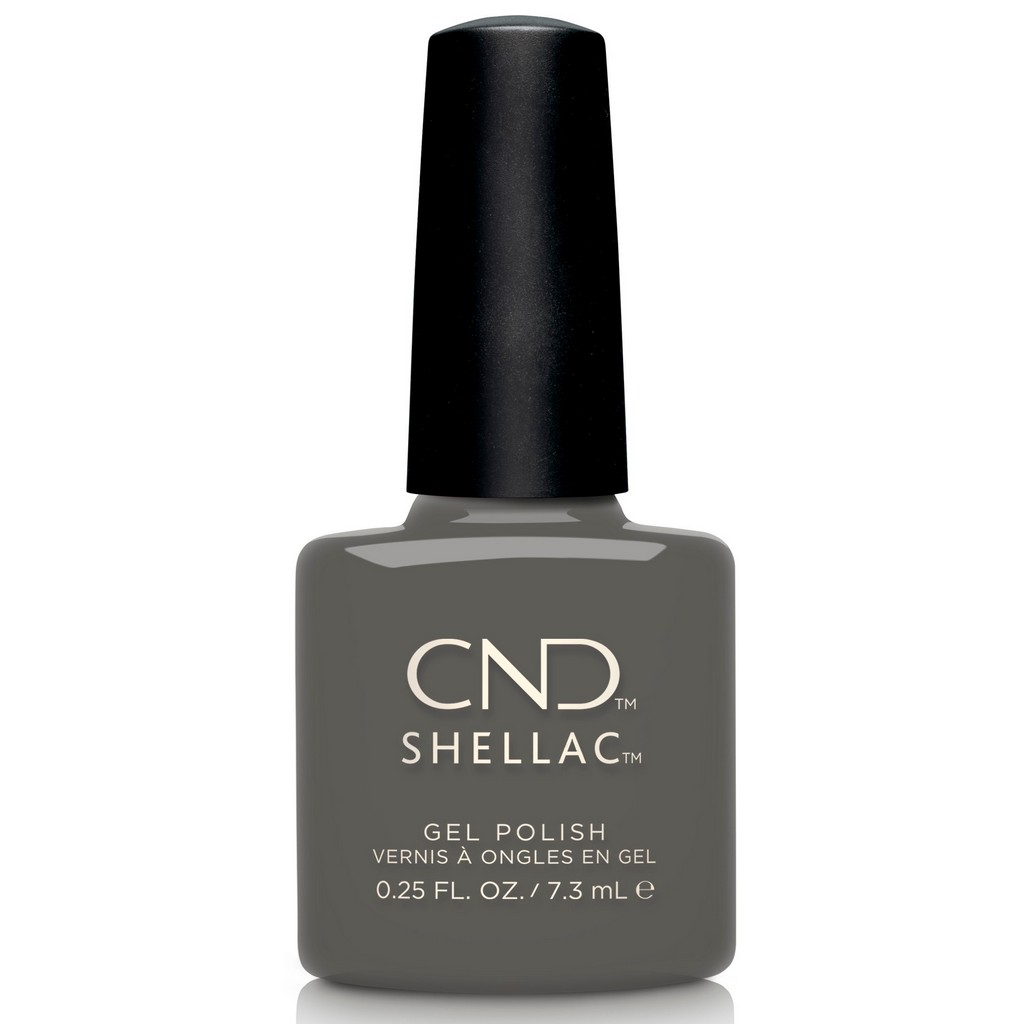 Гелевое покрытие CND Shellac Silhouette #296