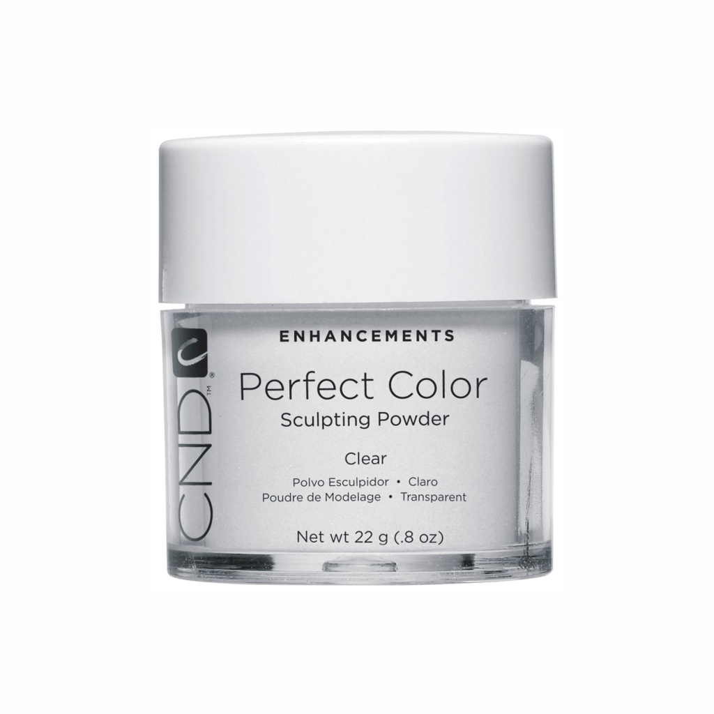 22 PERFECT COLOR SCULPTING POWDER - CLEAR