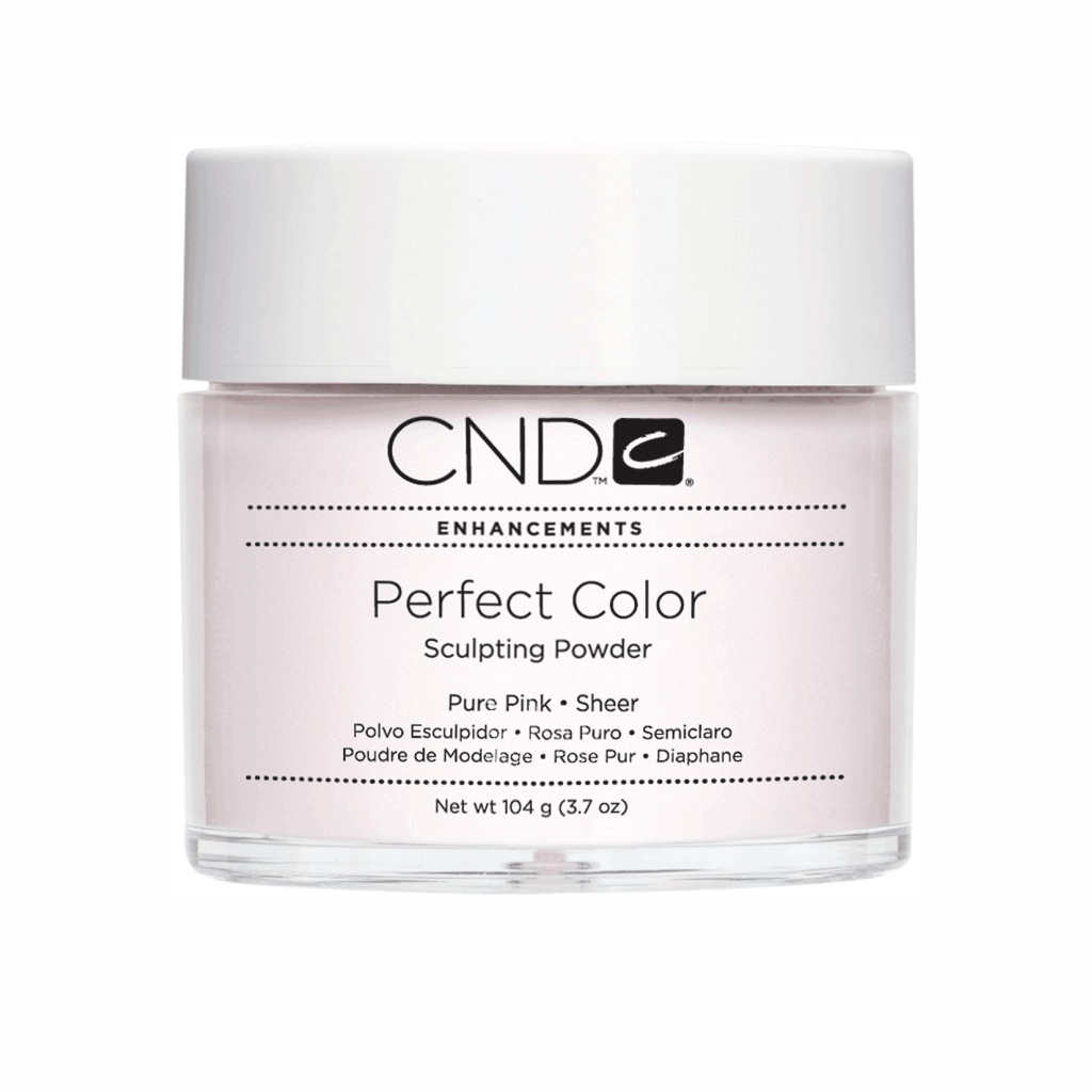 104 PERFECT COLOR SCULPTING POWDER - PURE PINK W SHEER