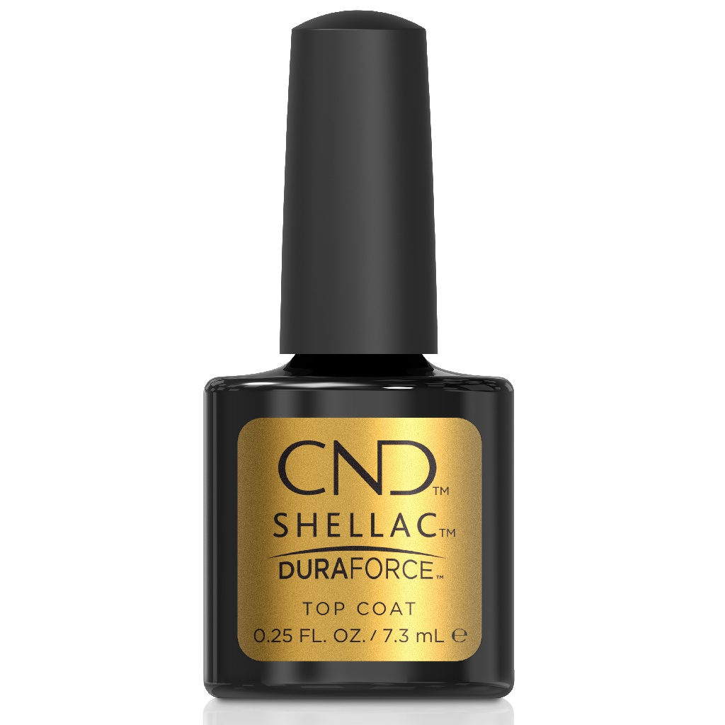 Верхнее покрытие CND Shellac Duraforce Top Coat 7,3 мл