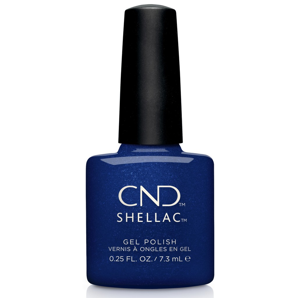 Гелевое покрытие CND Shellac Sassy sapphire