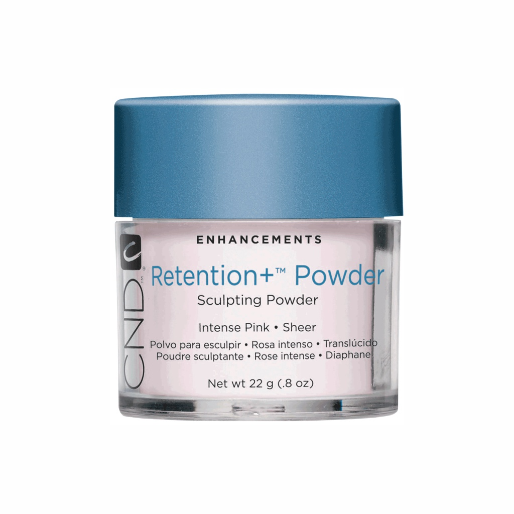 22 RETENTION+™ POWDER INTENSE PINK - SHEER