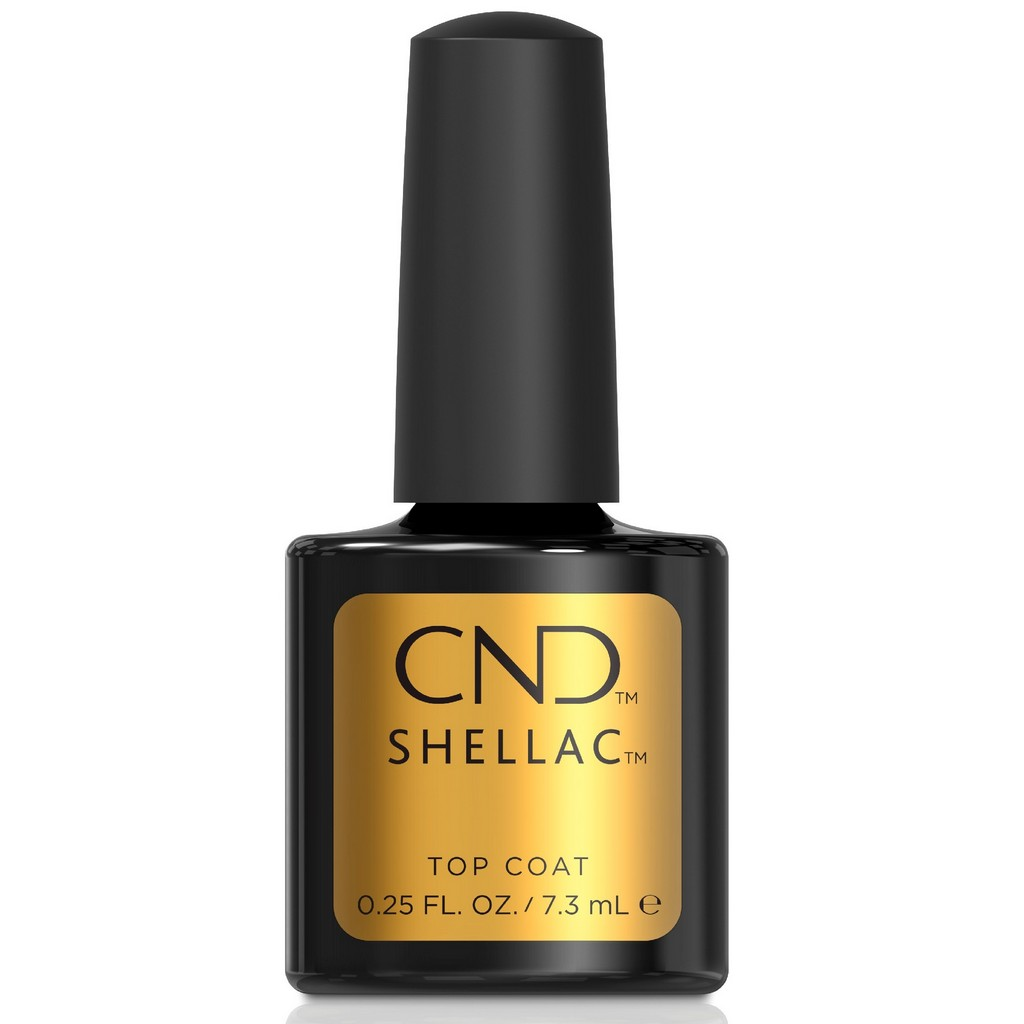 Верхнее покрытие CND Shellac UV Original Top Coat 7,3 мл