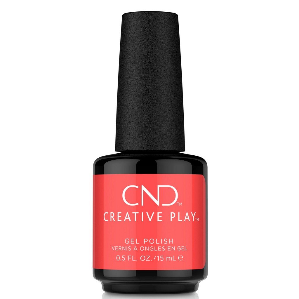 Гель-лак CND Creative Play Gel # 410 Coral Me Later