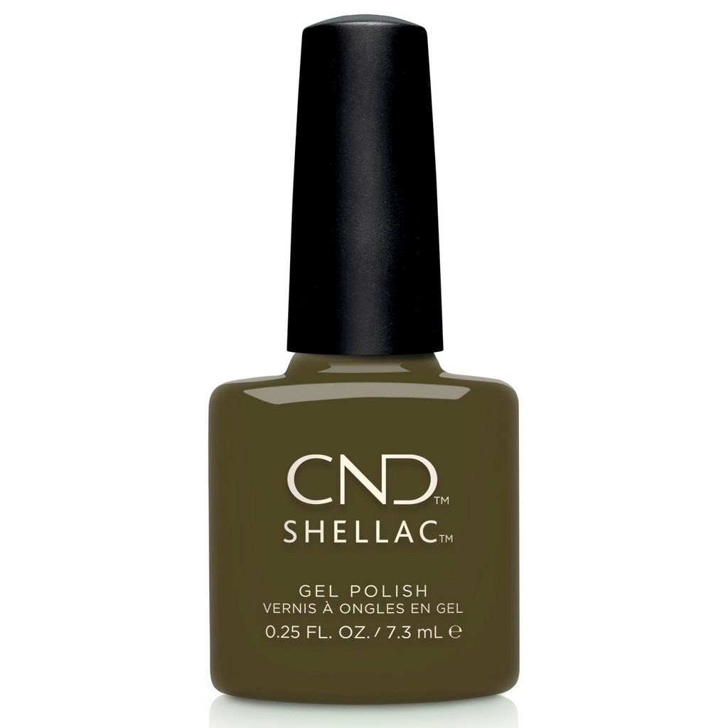 Гелевое покрытие CND Shellac Cap & Gown #327