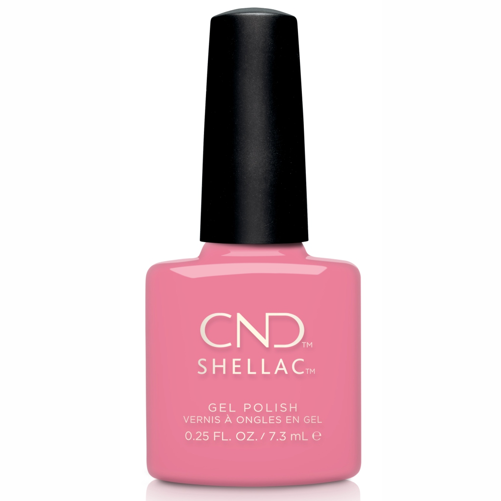 Гелевое покрытие CND Shellac Kiss From a Rose #349