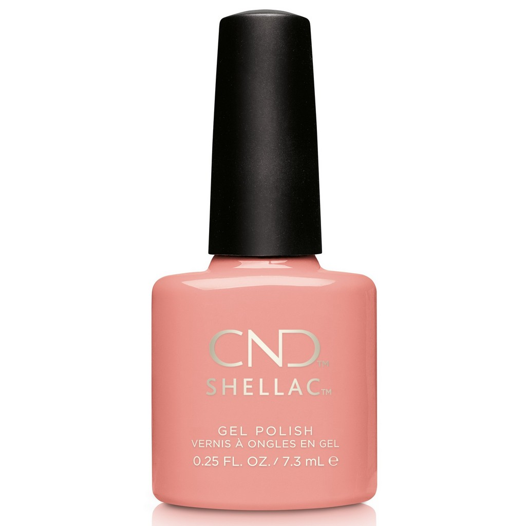 Гелевое покрытие CND Shellac Salmon Run