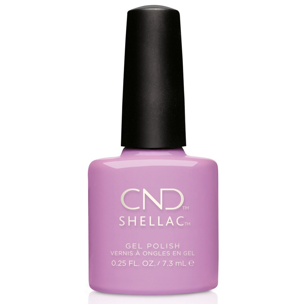 Гелевое покрытие CND Shellac Beckoning Begonia