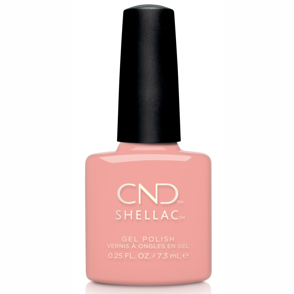 Гелевое покрытие CND Shellac Soft Peony #347