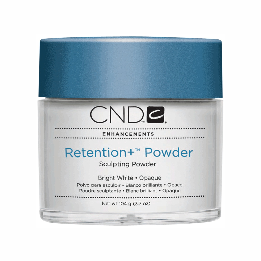 104 RETENTION+™ POWDER BRIGHT WHITE - OPAQUE