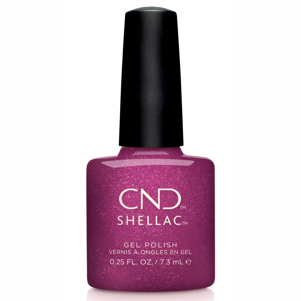 Гелевое покрытие CND Shellac Drama Queen #367