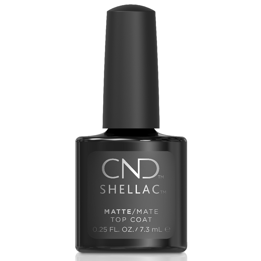 Верхнее покрытие CND Shellac Matte Top Coat 7,3 мл