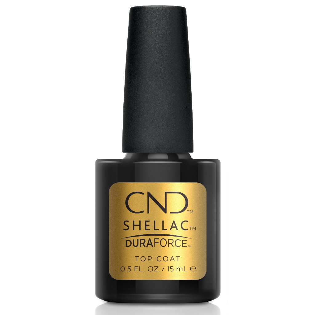 Верхнее покрытие CND Shellac Duraforce Top Coat 15 мл